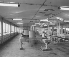 Fabrieks interieur